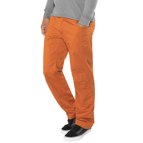 Black Diamond Credo lange broek Heren oranje/rood